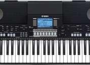 Vendo teclado yamaha psrs 550
