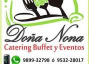 Catering eventos & buffet
