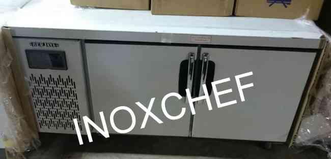 cámara congeladora -mesa fria -vitrina inoxchef
