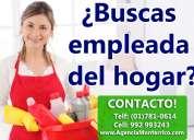 Somos agencia monterrico, agencia de empleos domesticos en lima