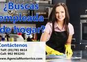 empleadas del hogar con garantía somos una agencia de empleo