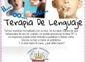 Terapia de lenguaje sistema londres
