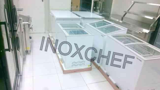 congeladoras horizontales con tapa desliz adora increible oferta