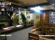 DiseÑo y decoracion de restaurantes en lima - peru