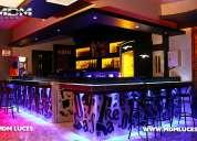 DiseÑo y decoracion de bares en lima - peru