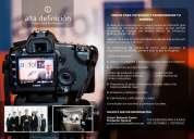 Videos corporativos alta definición