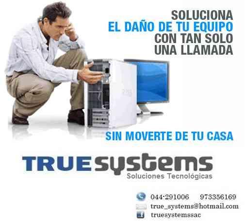 Reparación de Computadoras a Domicilio (Trujillo - La Libertad)