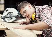 Carpintero - reparacion en madera melamine