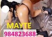 Vive el mejor encuentro erotico con mayte hot