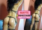 ✩✩✩ 984823688 ✩✩✩  pasa el mejor momento erotico con mayte a1