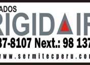 Servicio tecnico de lavadoras frigidaire - 2761763 / 998722262