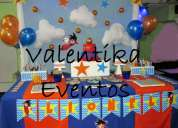Dragon ball z ,fiestas infantiles , decoraciones , candy bar , toldos valentika eventos