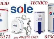 Servicio tecnico terma sole 6750837