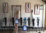 Aprovecha la oferta en variedad de perforadoras neumaticas