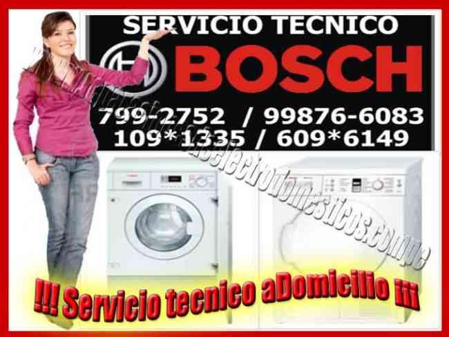« guaranteed!!! 2761763»  REPARACION DE SECADORAS BOSCH« san miguel»