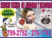 Llame :)servicio técnico de lavadoras todas las marcas 7992752-en todo lima