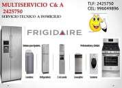 Mantenimiento centro de lavado frigidaire lima 3004293♣