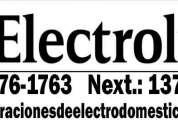 «full warranty » 2761763« servicio tecnico electrolux / lavadoras/» jesus maria