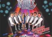 """Orquesta """"la noche"""",bodas y eventos"""