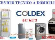 Servicio  tecnico coldex refrigeradoras 6750837
