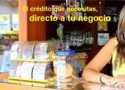 Vendo cooperativa de ahorro y credito
