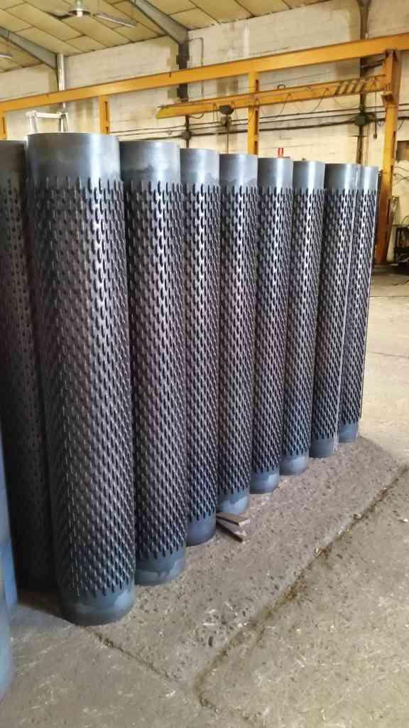 Venta de tubos filtros para pozos de agua lima ate - Tubos para agua ...
