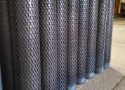 Venta de tubos filtros para pozos de agua
