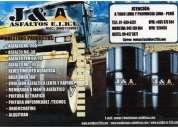 Tenemos productos a su alcanze asfaltos rc-250 de buena calidad