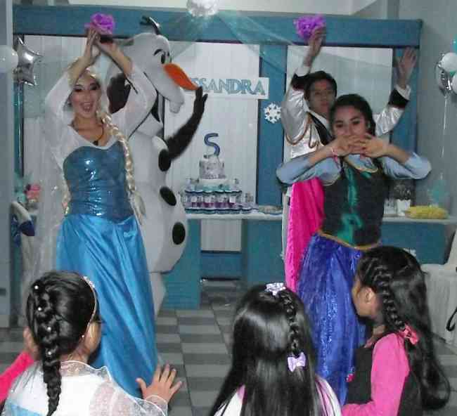 """Shows infantiles y juveniles en Lima """"Brissa fiestas y eventos"""""""