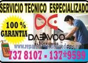 Tecnicos de lavadoras daewoo ((santa anita)) ** 7378107 **