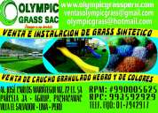 Olympic grass sac futbol
