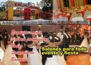 Eventos fiestas bodas aniversarios lima peru chifa circulo militar capacidad para 300 personas