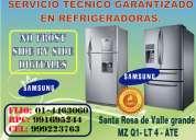 Reparacion de refrigeradoras samsung no frost -side by side