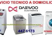Servicio tecnico daewoo lavadoras secadora 4476173