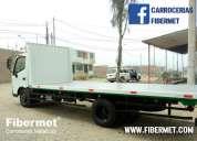 Fabricacion y reparacion de carrocerias metalicas en lima y provincias