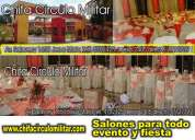 Salon para eventos fiestas para 300 personas lima peru chifa circulo militar alquiler de salon