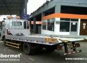 Fabricacion de plataformas de auxilio mecanico de calidad en lima y provincias