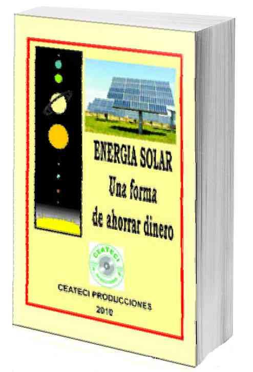 Energia Solar curso ebook CEATECI