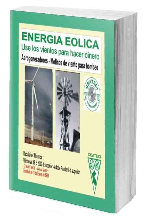 Energia Eolica curso CEATECI