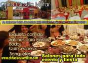 Salon para eventos fiestas para 300 personas en jesus maria lima peru chifa circulo militar