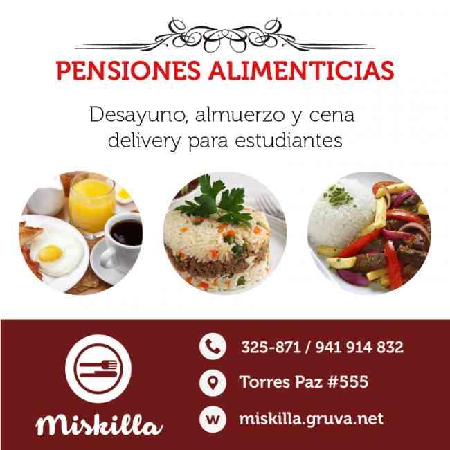 Pensión estudiantes Chiclayo