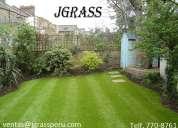 Venta instalaciÓn y mantenimiento de grass ..........solo en jgrass a buen precio