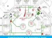 Elaboracion de planos en defensa civil en lima