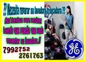 Official service> servicio tecnico general electric en san borja → 7992752