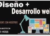 Desarrollo web/ empresarial website