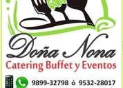 Eventos catering & buffet dn