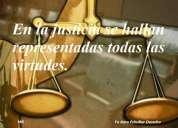 Abogado presta servicio de asesorÍa legal en lima