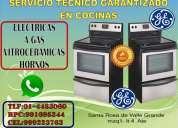 Solution mantenimiento y reparacion   en  cocinas electricas g.e