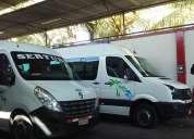 servicio de minivan en piura para mancora,organos,punta sal