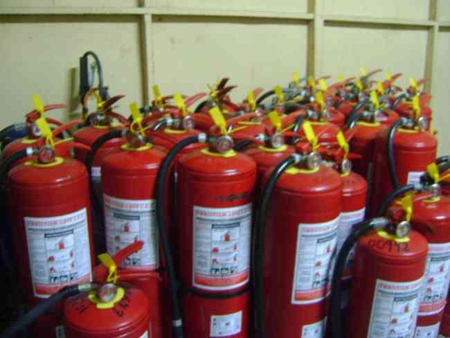 extintores - servicio de recarga extinguidores en lima 472-3279